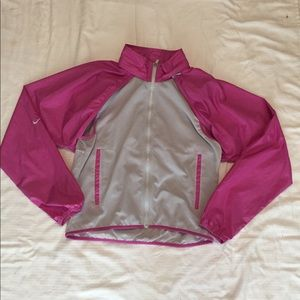 Nike Vest w/ Removable Zip-Off Sleeves Size M